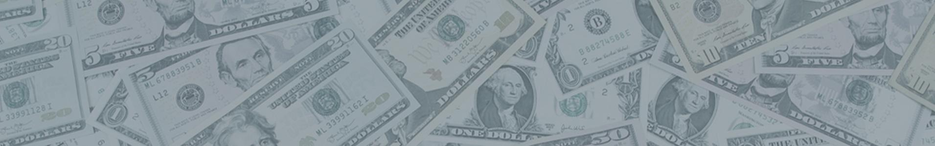 Blue Money Banner